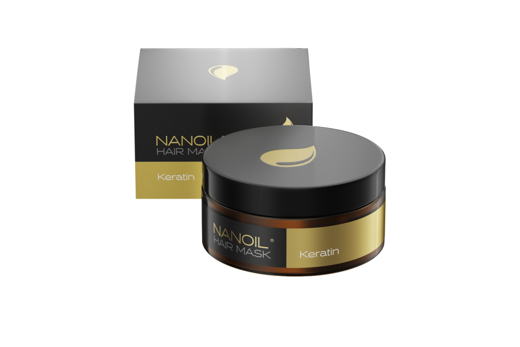 Do you fancy the best hair mask? Nanoil Keratin Hair Mask - reviews and comments